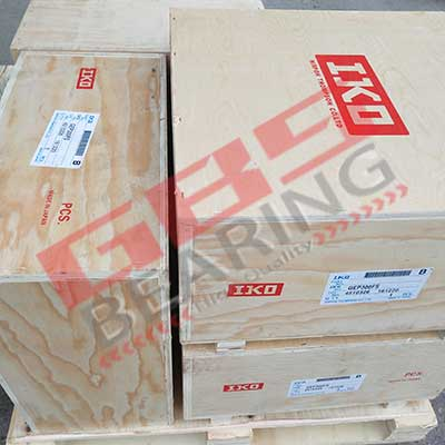 IKO NAU4911 Bearing Packaging picture